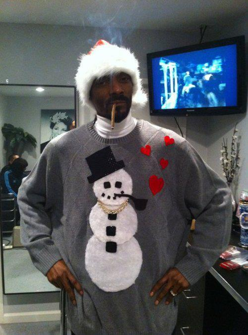 Merry Christmas from Snoop obvs.