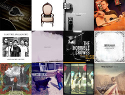 My Top 12 Albums of 2011 Because I Can't Choose Just 10(IN ABSOLUTELY NO ORDER, FUCK THAT)  Alkaline Trio - DamnesiaSome of the songs on this record should have been recorded acoustic in the first place. And many more bands need to do something like this, it almost always fills the gap when I feel like I have no idea what I want to listen to.Listen to: Every Thug Needs A Lady Laura Stevenson & The Cans - Sit Resist Beautiful album. I loved The Healthy One from the second I heard it but have to admit the rest of the record was a bit of a grower. As soon as I saw them live I was officially hooked. Listen to at least a couple of songs from this every single day.Listen to: BarnaclesInto It. Over It. - Proper If this isn't on your list you need to seriously reconsider your life choices. I stopped listening to Chuck Ragan because I couldn't take this off repeat. Like, for weeks. Good music made by a good dude.Listen to: Where Your Nights Often EndDave Hause - ResolutionsSometimes the lyrics are pretty weak, but it doesn't matter because the songs just made me incredibly happy. I adore his voice, and he sings my name in one of my favourite songs. Score. Listen to: Rankers & Rotters I Am The Avalanche - Avalanche UnitedMakes me want to run around and drink and hang out with friends and dance. Basically.Listen to: Holy Fuck Young Statues - S/TI personally enjoy this record the most when I'm making my way into the early hours of the morning. I don't know why. It's stunning, it's very different to any of the other records on this list and also very different to how I expected them to sound. It's fantastic.Listen to: Pretty Girls Make Raves The Horrible Crowes - ElsieThere's a couple of songs that I still skip, which disappoints me because it's the only songs I can think of on this entire list that I skip. However, as a whole, Brian and Ian created an incredible album. Fallon can do no wrong in my eyes.Listen to: Go Tell Everybody  Chuck Ragan - Covering GroundUH-DUHHH. Took me a few listens and it's no Gold Country but it's Chuck Ragan and that, for me, will always be enough. Listen to: Come Around Polar Bear Club - Clash, Battle, Guilt, PrideI fell in love with this album very quickly. I got into it pretty late in the year so I felt I had some catching up to do, and I listened to it on repeat for about a week straight. It's actually the reason I stopped watching as much TV, it just took up valuable PBC time.  Listen to: I'll Never Leave New York The Swellers - Good For MeSimilar to the IATA record, it just makes me want to drink and hang out with friends and be happy. Perfect pop punk but instead of your normal whiny pop punk vocalist you've got Nick's manly man voice. Listen to: Runaways Save Your Breath - VicesThe more I listen to this album the more it completely blows me away. So catchy, great lyrics, I just love it. So proud of them.Listen to: You're A Rebel, Alright Rise Against - EndgameI'll be honest, some of it is still growing, but I think I love Satellite enough on it's own to let this qualify for my list. Listen to: Satellite
