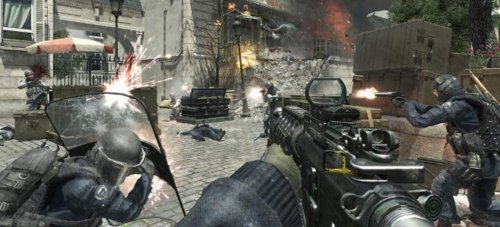 Nukezilla Review: Call of Duty: Modern Warfare 3 (Multiplayer) (Xbox 360)