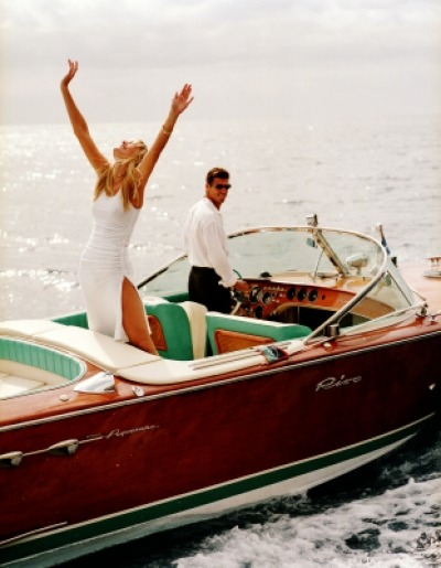 i can't wait till i own my own boat. -Jennifer