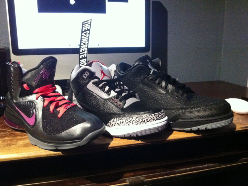 NEW INVENTORY!  Miami nights, flips and black cements! Check out the web shop for pricing and sizing!