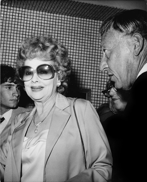 Lucille Ball and Gary Morton, 1970s