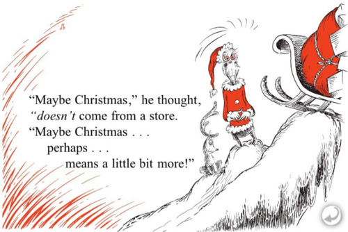 jyhslibrary:  Everyone Should Read: The Grinch Who Stole Christmas by Dr. Seuss