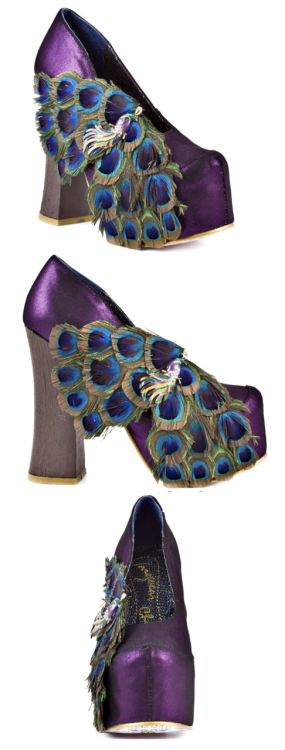 Brand: Irregular Choice Model: Best of All Click here to buy this shoe!
