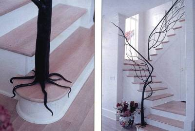 homedesigning:  Tree inspired!