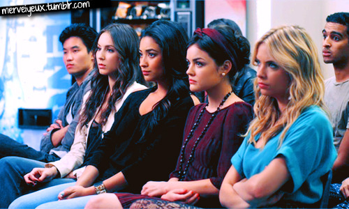 Pretty Little Liars Pretty Little Liars - S02E11: I Must Confess