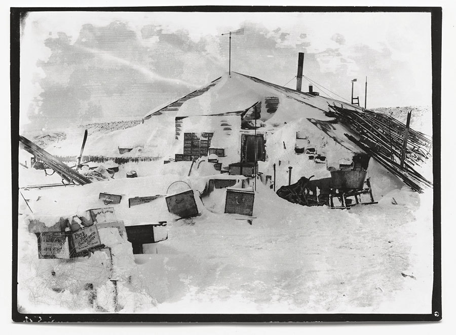 The Lost Photographs of Captain Robert Falcon Scott, Antarctica, Terra Nova Expedition, 1910-1912 + +