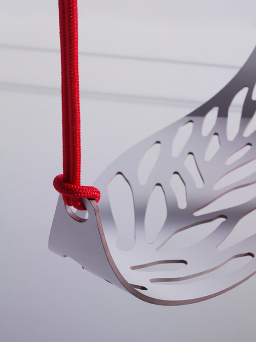 "Industrial Design - ""Leaf Swing"" by Alberto Sánchez."