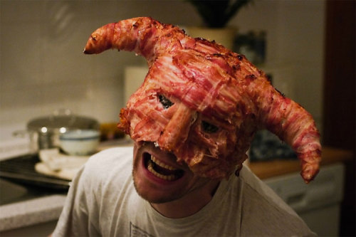 When Bacon Meets Skyrim