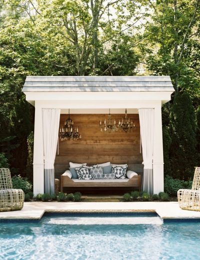 homedesigning:  Love outdoor spaces like these?