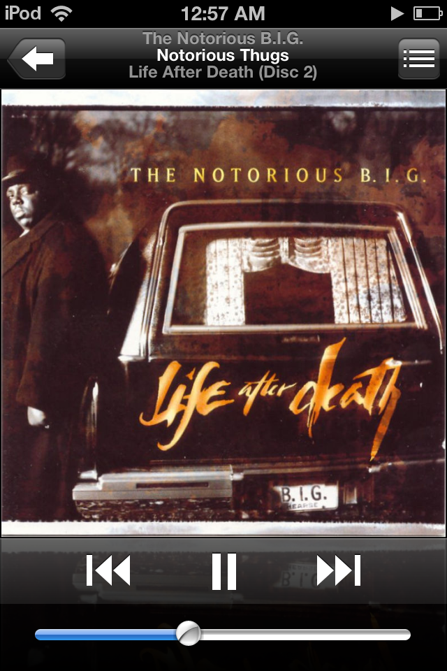 I will never get over how good this song is.  rest in peace biggie.