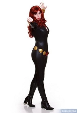 Black Widow from 2010