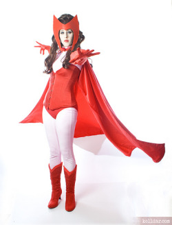 Scarlet Witch from 2008