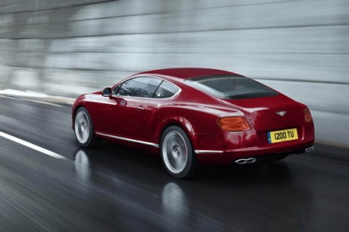 theabsolution:  2012 Bentley Continental