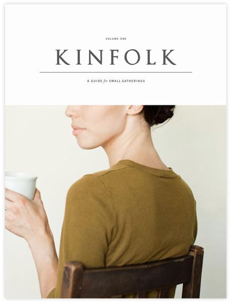 Volume 2 of Kinfolk is available for purchase today.. check it out here. For those who love food and small gatherings take a peek at the kinfolk style via the journal on their website. I am always so inspired by their posts.