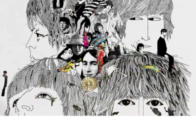 Talk About Cover Flow. Apple's new Beatles on iTunes commercial is pretty damn great.