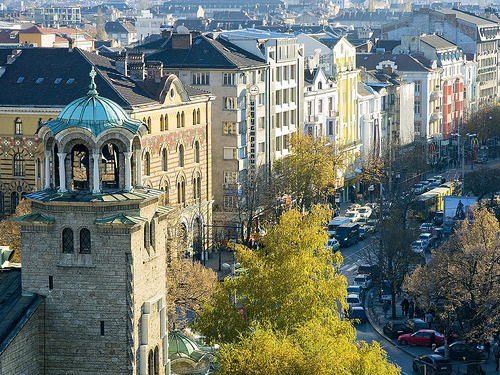 allthingseurope:  Sofia, Bulgaria (by Luxury Collection Hotels and Resorts)