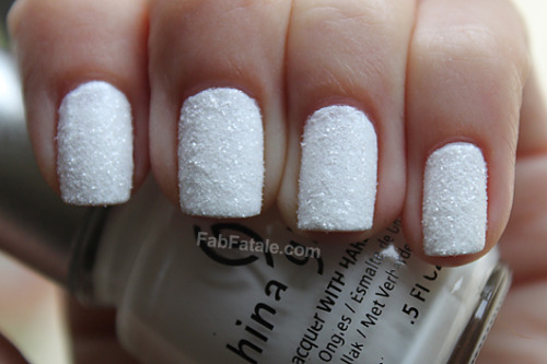 """Let it Snow"" DIY tutorial at FabFatale.com"