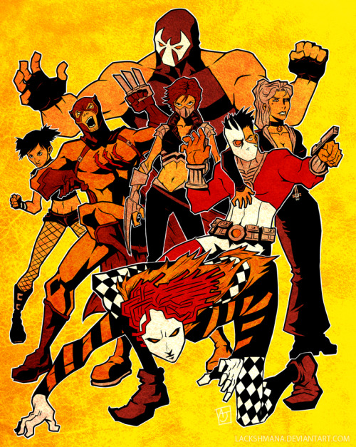 Secret Six by *Lackshmana