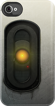 GLaDOS iPhone & iPod Cases