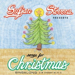 clubmonaco:   Sufjan Stevens, Songs For Christmas  Here in the office, we're ringing in the holidays with tunes from one of our favorite albums for the season, Sufjan Stevens' Songs For Christmas.