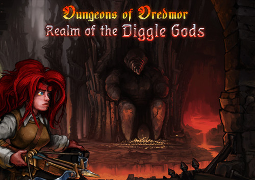 Dungeons of Dredmor expansion – Realm of the Diggle Gods