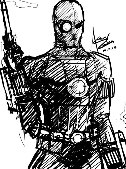 Deadshot by ~Archonyto