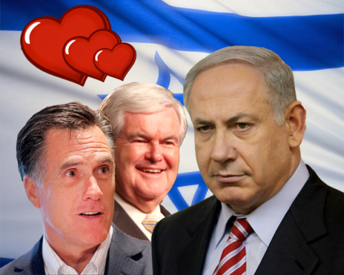 GOP Candidates: Bibi First, America Second How did two self-professed American exceptionalists end up dumping us for Israel's prime minister?
