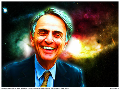 stonershit:  I fucking love Carl Sagan!