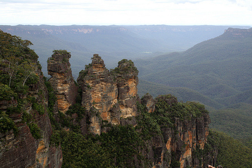 Greater Blue Mountains Area - Australia