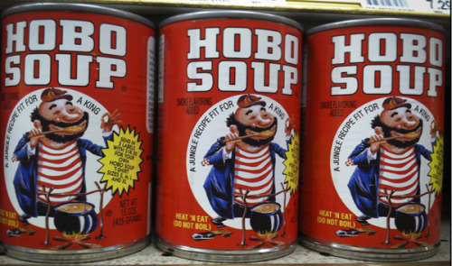 paeoipackage:  Hobo Soup   Just please, don't boil it…