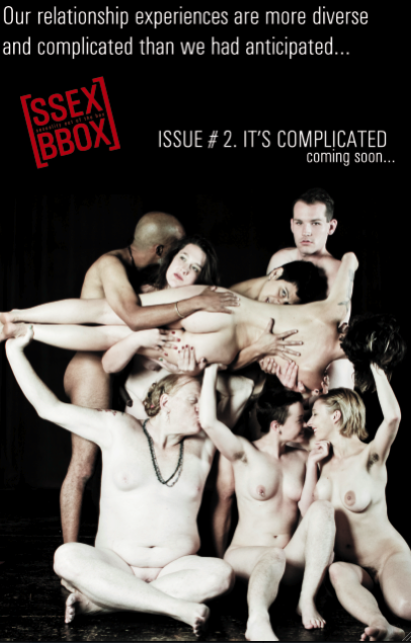 [SSEX BBOX] Magazine Issue #2 - now available to pre-order at Bigcartel!