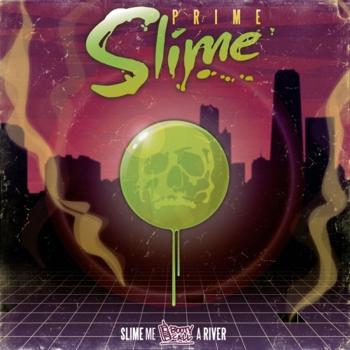 "Prime Slime - Slime Me A River EP [BCR 013]  Label : BOOTY CALL RECORDS Catalogue number : BCR 0013 Format : Digital Relase date : December 2011 Tittle : Slime Me A River EP Artists : Prime Slime, Kaptain Cadillac, Mister Ries  Tracklist: 01 - Prime Slime - B.O.B 02 - Prime Slime - The Future 03 - Prime Slime - Fruity Booty 04 - Prime Slime - Rubber 05 - Prime Slime - Fruity Booty (Kaptain Cadillac Remix) 06 - Prime Slime - The Future (Mister Ries Remix)  The shadowy entity of Nightmare Juke Squad, Prime Slime, works anonymously but yet his productions are well known in Illinoisís clubs and by many Europeans DJs. The mysterious Slime digs his influences obviously in Chicago dance music but also in Early Rave, RnB sounds or some 8 bit sound.  Primo offers us an EP with four original tracks with one ode to bounced buttocks ""B.O.B"", the exhilarating footwork ""The Future"", followed with the very ravy ""Fruity-Booty"" and the ""Rubber"" with its murderous sub-basses. And to liven it all up, the French ghetto-tech godfather, Kaptain Cadillac gives us a cadenced remix of ""Fruity-Booty"", along with the old hand Dutch of Booty, Mister Ries revisiting ""The Future"" within the ghetto-house feeling.  Slime Me a River brilliantly produced for clubs but it's still an audacious and genuine EP that will please as well as the sharpest Juke Heads as the novices. Get Down!  Artwork: Larry Print   BUY: Juno Download / Beatport / Itunes STREAM: Deezer / Soundcloud"