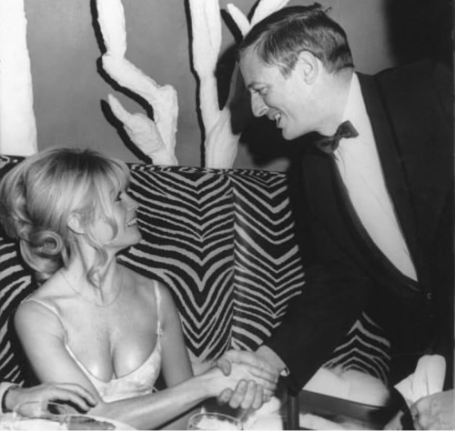 Bardot meets Buckley.