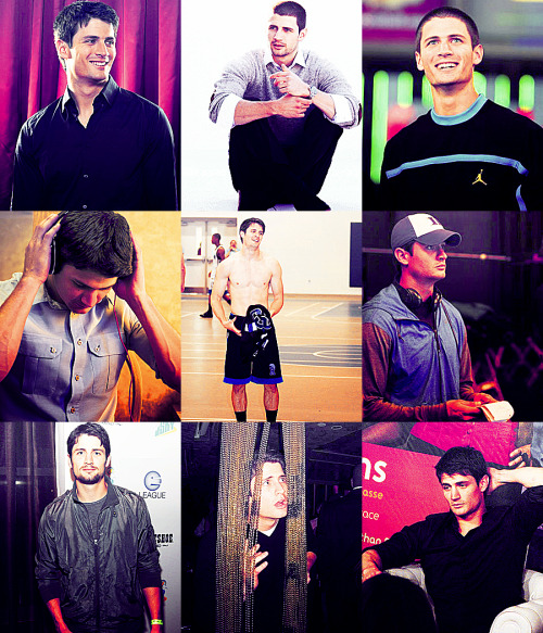 all i want for christmas is you ♥. 1. james lafferty
