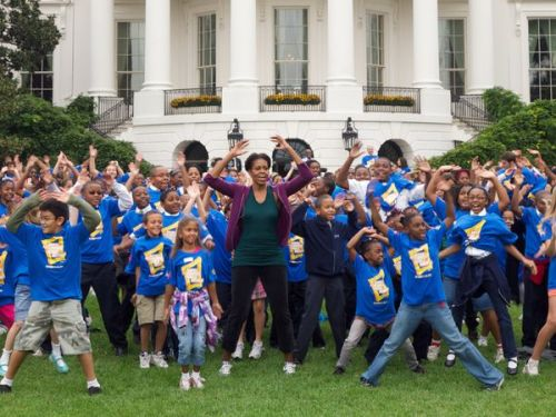 On Oct. 12, National Geographic Kids, in partnership with U.S. First Lady Michelle Obama, helped set its fifth Guinness World Record for the most people doing jumping jacks in a 24-hour period.