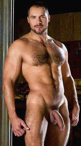 #Arpad Miklos must re-reblog… Met him at the Folsom Street Fair, signing autographs, shook his hand. :p