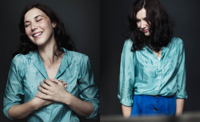 digitalfaun:  People I'd Like To Photograph #25: Lisa Hannigan To be honest of all the people I've mentioned in this feature, Lisa Hannigan is possibly the most realistic goal. She grew up about an hour or so from here and went to Trinity and therefore would be seen around this area more often than say #11 Dan Schneider or #6 Anna Kendrick.  Oh and did I mention she sounds like a really nice Winter evening? Sort of like rainy days walking on the beach or how dark it gets just before it's about to snow. Photos by Nicholas Laclair.