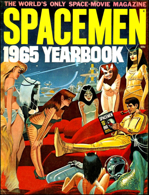 Spacemen Annual Yearbook 1965