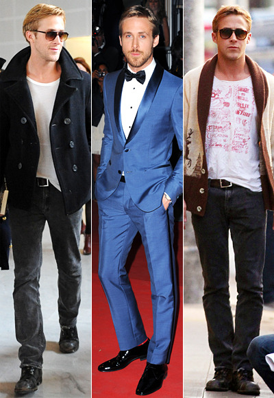 instyle:  The 20 Most Stylish Men of 2011 Hollywood actresses weren't the only style stars this year—more than a few leading men really came into their own in 2011. Click here to see Ryan Gosling, Kanye West, Robert Pattinson and more stylish guys and tell us: Who would you want to walk you down the red carpet?  I love Ryan Gosling