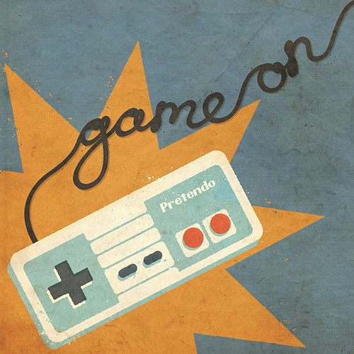 it8bit:  Game On - by Zara Picken Was the Prentendo the imposter NES? Regardless, game on! (via: pwnlove)