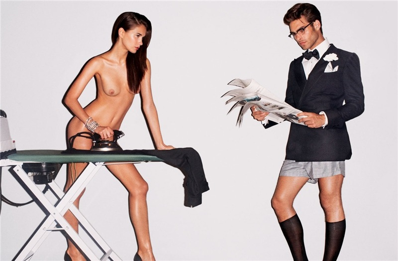 - Terry Richardson for Tom Ford