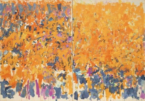 ART | Wood, Wind, No Tuba, Joan Mitchell