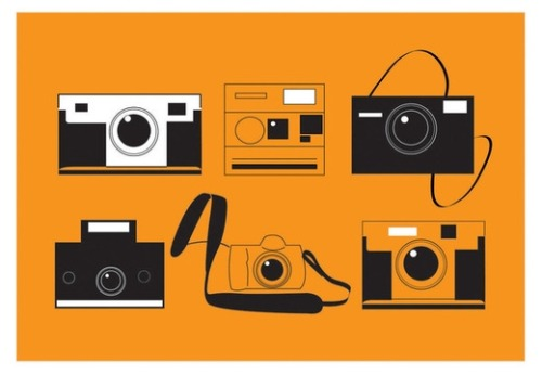Cameras on the Behance Network