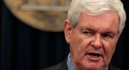 "pantslessprogressive:  Newt takes no-adultery pledge Good to know Newt ""She's not young enough or pretty enough to be the wife of a President, and besides, she has cancer"" Gingrich is a reformed man! Though I must admit, I'm even more impressed with this radio host's pledge to give Newt $1 million if he drops out of the race."