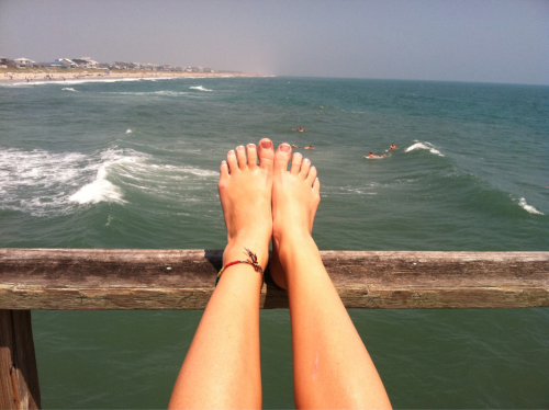 stokesummerandmermaids:  The ab pier (: