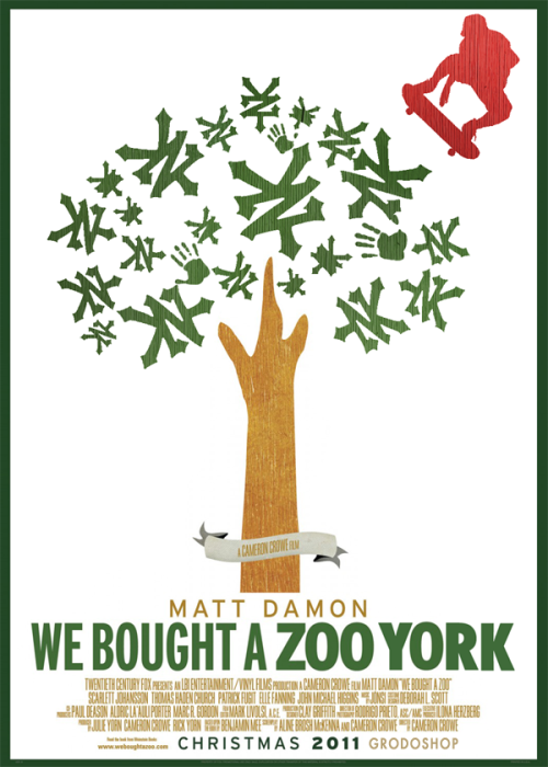 We Bought A Zoo York