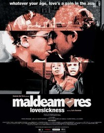 "I am watching Maldeamores                   ""(aka Lovesickness) Awesome movie, If you get your hands on it watch it. #LovesicknessModeOn""                                Check-in to               Maldeamores on GetGlue.com"