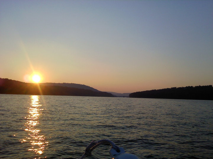 deep creek lake!