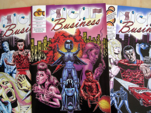 Night Business by Ben Marra (http://traditionalcomics.tumblr.com/). http://www.fort90.com/journal/?p=866
